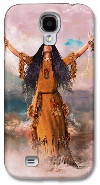 Wakan Tanka The Great Spirit Galaxy S4 Case