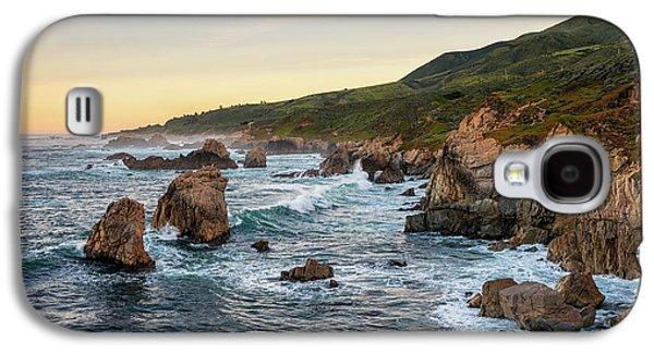 Waking Up In Cali Galaxy S4 Case by Aron Kearney