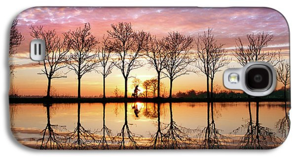Waking Up Galaxy S4 Case by Roeselien Raimond