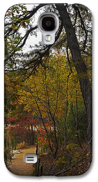 Walden Pond Path Into The Forest 2 Galaxy S4 Case