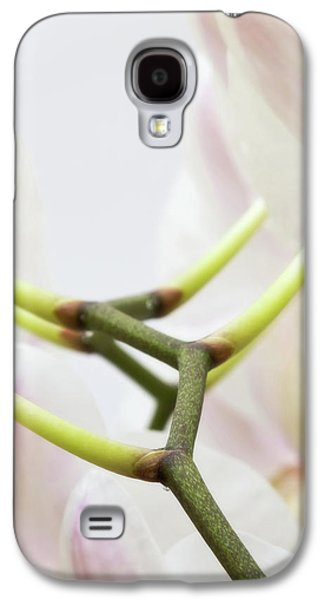 Walk The Orchid Galaxy S4 Case by Wim Lanclus