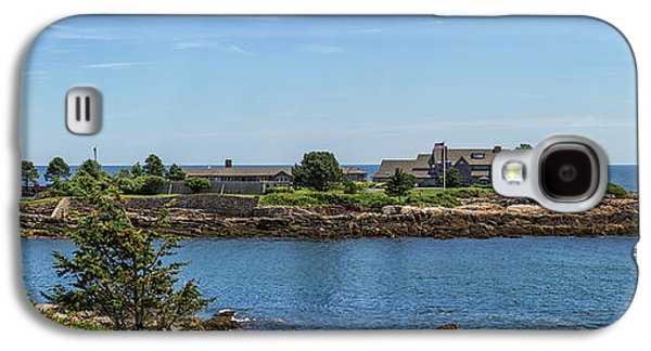 Walkers Point Kennebunkport Maine Galaxy S4 Case by Brian MacLean