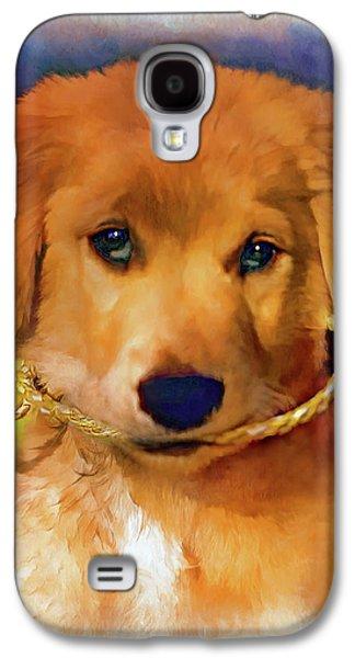 Walkies...pleeease - Paint 2 Galaxy S4 Case by Steve Harrington