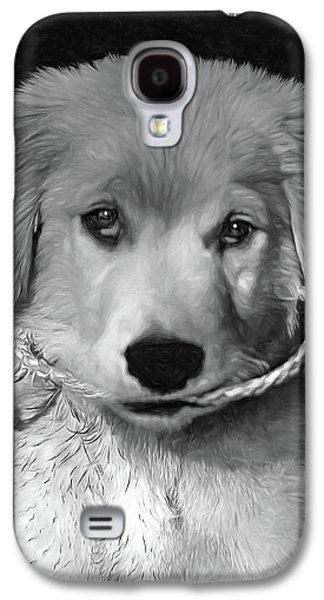 Walkies...pleeease - Vignette Galaxy S4 Case by Steve Harrington
