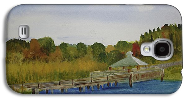 Walkway At Green Cay Galaxy S4 Case by Donna Walsh