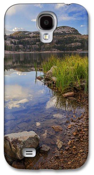 Wall Lake Galaxy S4 Case by Chad Dutson