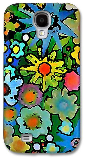 Wallflowers Galaxy S4 Case by Gregory McLaughlin