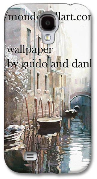 Wallpaper  Galaxy S4 Case by Guido Borelli