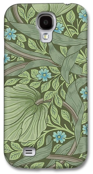 Wallpaper Sample With Forget-me-nots Galaxy S4 Case