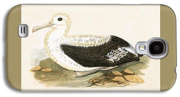 Wandering Albatross Galaxy S4 Case
