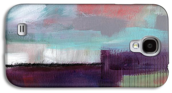 Wanderlust 22- Art By Linda Woods Galaxy S4 Case