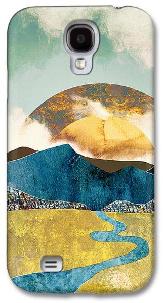 Landscapes Galaxy S4 Case - Wanderlust by Katherine Smit