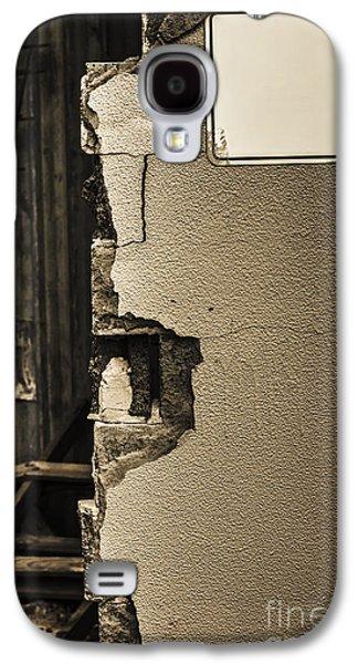 War Torn Wall Galaxy S4 Case by Jorgo Photography - Wall Art Gallery