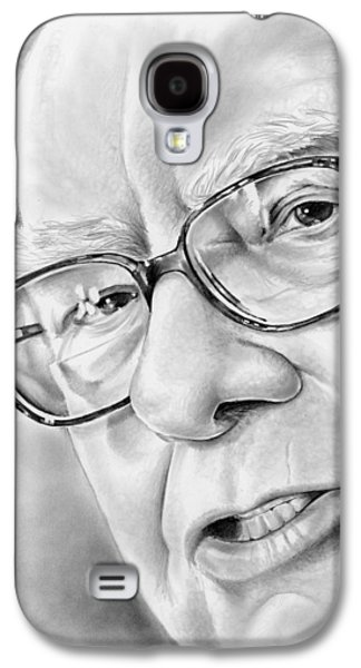 Wizard Galaxy S4 Case - Warren Buffett by Greg Joens