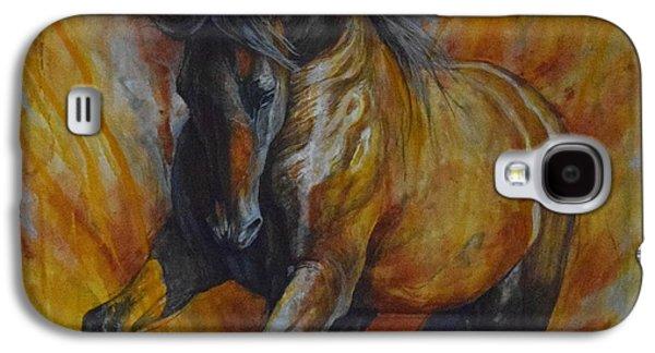 Warrior Galaxy S4 Case
