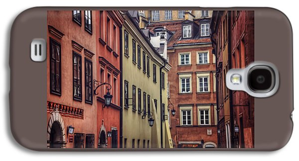 Warsaw Old Town Charm Galaxy S4 Case