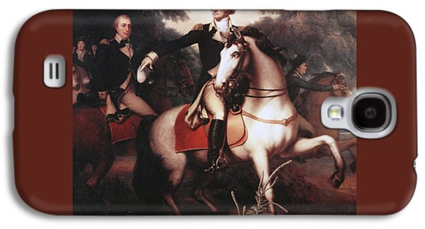 Washington Before Yorktown Galaxy S4 Case by Rembrandt Peale