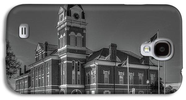 Washington County Courthouse 2 Art Galaxy S4 Case by Reid Callaway