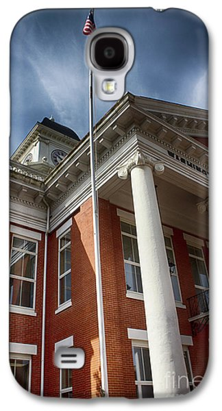 Washington County Courthouse Galaxy S4 Case by Tom Gari Gallery-Three-Photography