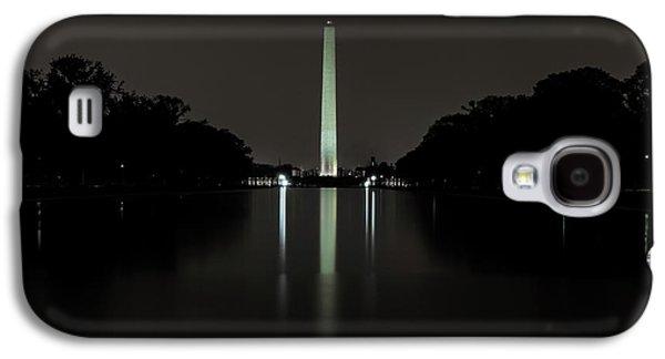 Washington Monument At Night Galaxy S4 Case