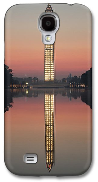 Washington Monument In The Morning Light Galaxy S4 Case