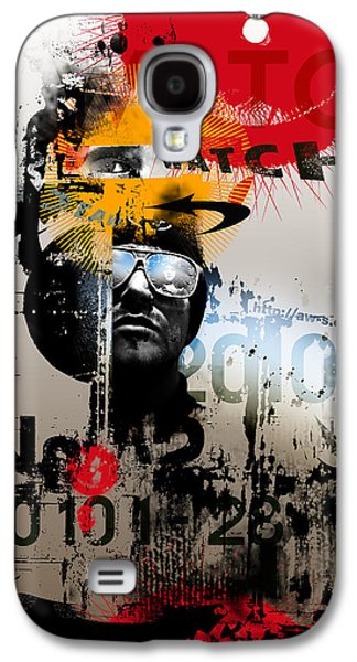 Watch Galaxy S4 Case by Graphic Monkey
