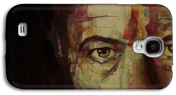 Watch That Man Bowie Galaxy S4 Case by Paul Lovering