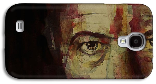 Musicians Galaxy S4 Case - Watch That Man Bowie by Paul Lovering
