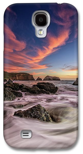 Water And Fire Galaxy S4 Case by Rick Berk