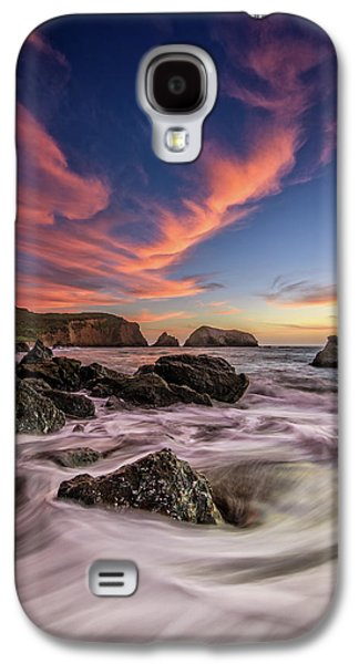 Water And Fire Galaxy S4 Case