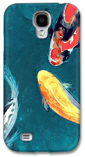 Water Ballet Galaxy S4 Case by Brazen Edwards