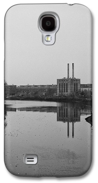 Galaxy S4 Case featuring the photograph Water Factory by Lora Lee Chapman