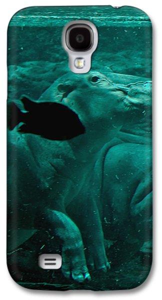 Water Horse Ballet Galaxy S4 Case