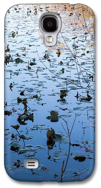 Water Lilies Autumn Song Galaxy S4 Case