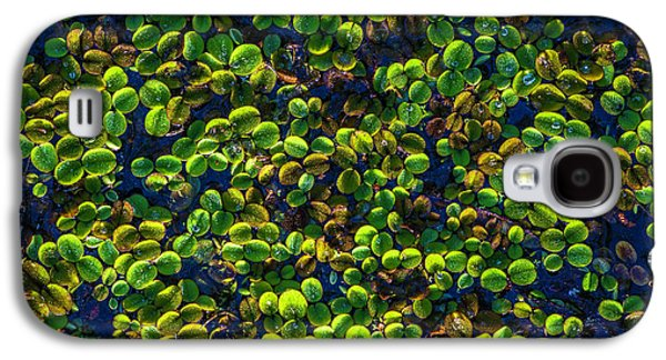 Water Plants Galaxy S4 Case