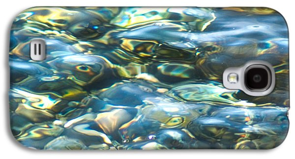 Galaxy S4 Case featuring the photograph Water World, Square by Yulia Kazansky