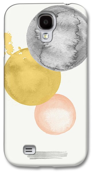 Watercolor Abstract #4 Galaxy S4 Case by Nordic Print Studio