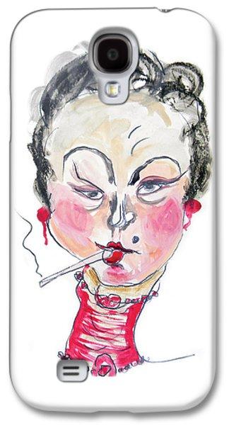 The Smoker Galaxy S4 Case