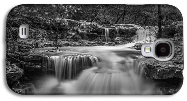 Waterfall In Austin Texas - Square Galaxy S4 Case