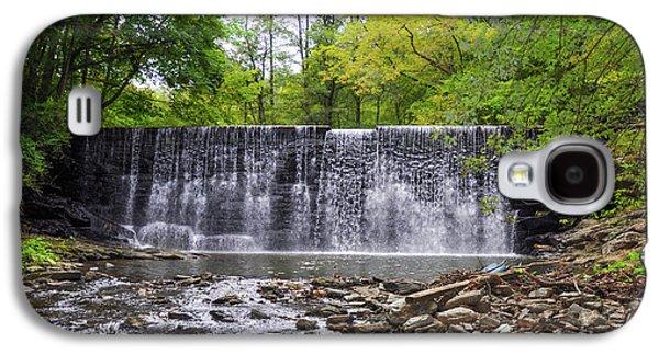 Waterfall On The Main Line - Gladwyne Pa Galaxy S4 Case