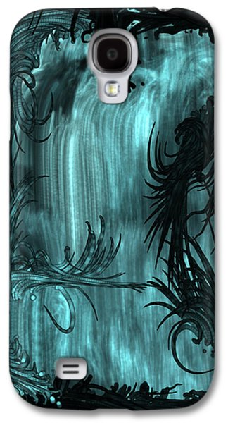 Galaxy S4 Case - Waterfall by Orphelia Aristal