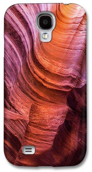 Waterholes Canyon Ribbon Candy Galaxy S4 Case