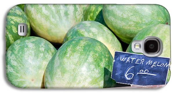 Watermelons With A Price Sign Galaxy S4 Case