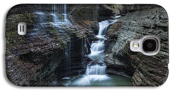 Watkins Glen Rainbow Falls Galaxy S4 Case