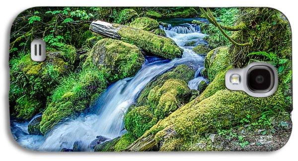 Watson Creek Falls Oregon Galaxy S4 Case