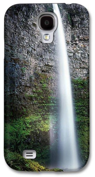 Watson Falls Galaxy S4 Case by Leland D Howard