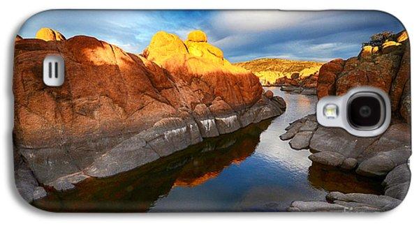 Watson Lake Arizona 10 Galaxy S4 Case