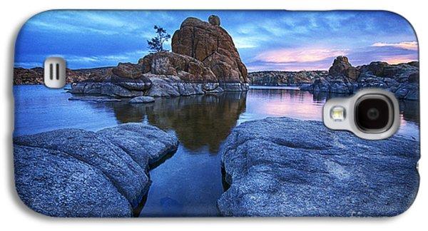 Watson Lake Arizona 4 Galaxy S4 Case