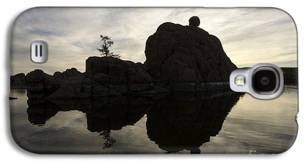 Watson Lake Arizona 6 Galaxy S4 Case
