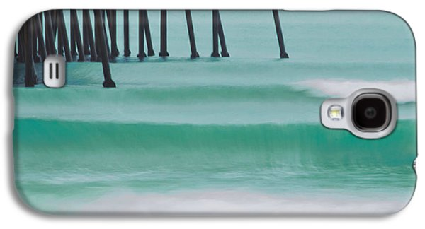 Wave On Wave Galaxy S4 Case by Marnie Patchett